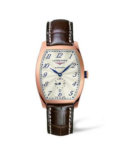 Longines L2.642.8.73.4 : Evidenza 33.1 Automatic Pink Gold