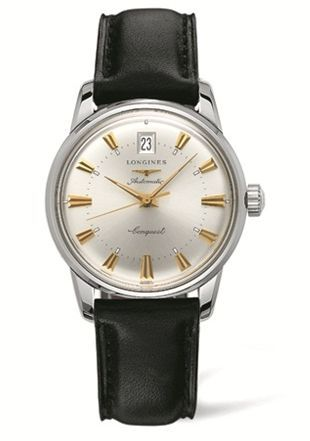 Longines L1.611.4.75.2 : Conquest Heritage Stainless Steel