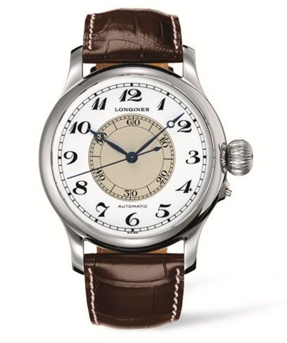 L2.713.4.13.0 : Longines Weems Second-Setting Watch