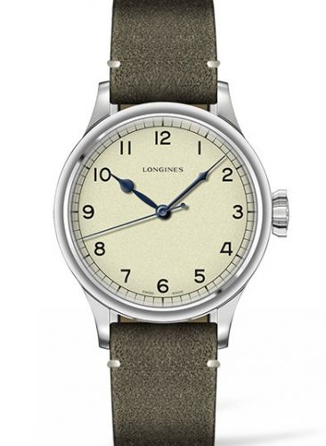 L2.819.4.93.2 : Longines Military Watch 38.5