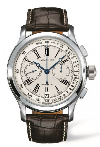 L2.730.4.78.0 : Longines Lindbergh's Atlantic Voyage Watch