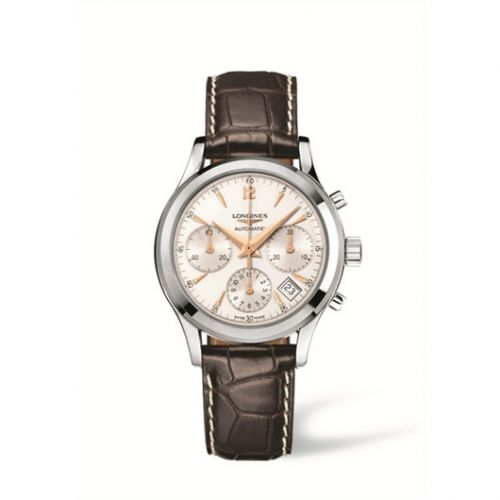 L2.742.4.76.2 : Longines Column-Wheel Chronograph