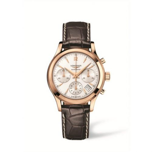 L2.742.8.76.2 : Longines Column-Wheel Chronograph