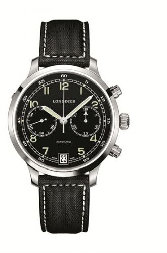 L2.790.4.53.0 : Longines Military 1938 Chronograph
