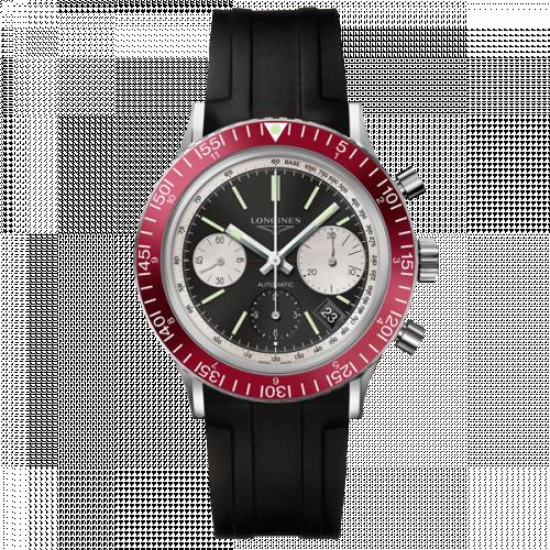 Longines L2.808.4.52.9 : Heritage Diver 1967 Rubber