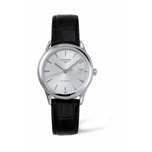 L4.774.4.72.2 : Longines Flagship 35.6 Automatic Stainless Steel Silver
