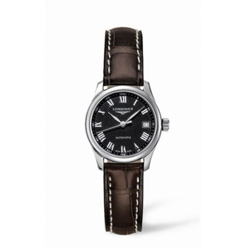 Longines L2.128.4.51.3 : Master Collection Date 25.5 Stainless Steel