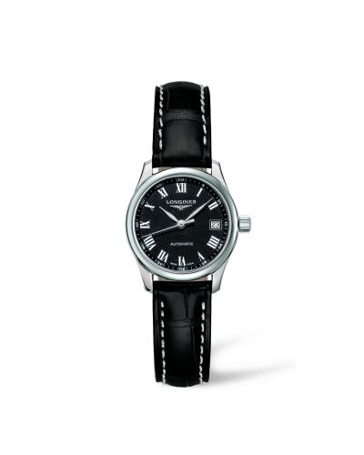 Longines L2.128.4.51.7 : Master Collection Date 25.5 Stainless Steel