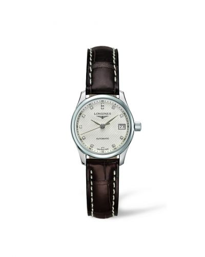 Longines L2.128.4.77.3 : Master Collection Date 25.5 Stainless Steel