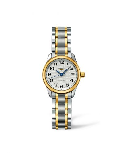 Longines L2.128.5.78.7 : Master Collection Date 25.5 Two Tone