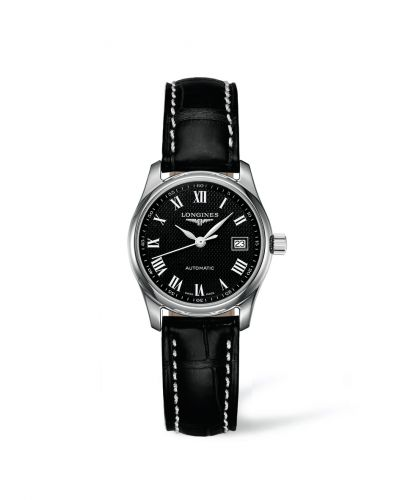 Longines L2.257.4.51.7 : Master Collection Date 29 Stainless Steel