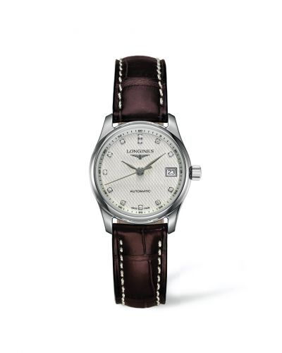 Longines L2.257.4.77.3 : Master Collection Date 29 Stainless Steel