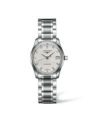 Longines L2.257.4.77.6 : Master Collection Date 29 Stainless Steel