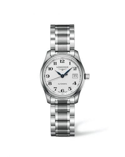 Longines L2.257.4.78.6 : Master Collection Date 29 Stainless Steel