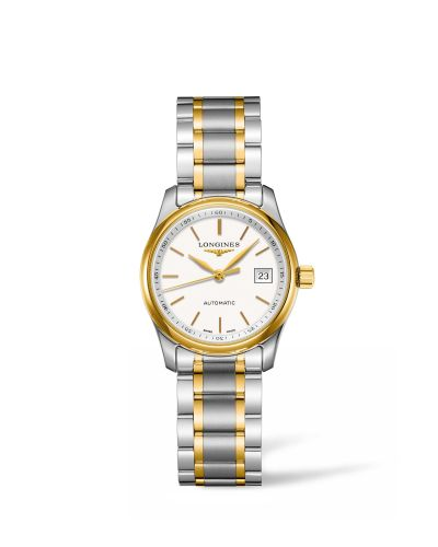 Longines L2.257.5.12.7 : Master Collection 29 Two Tone / White Stick