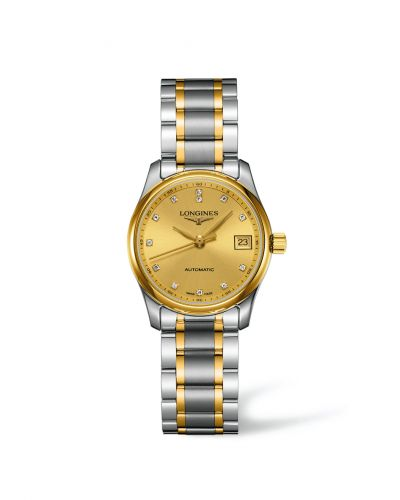 Longines L2.257.5.37.7 : Master Collection Date 29 Two Tone