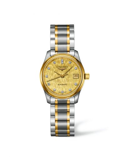 Longines L2.257.5.38.7 : Master Collection Date 29 Two Tone