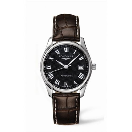 Longines L2.518.4.51.3 : Master Collection Date 36 Stainless Steel