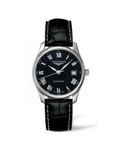 Longines L2.518.4.51.7 : Master Collection Date 36 Stainless Steel