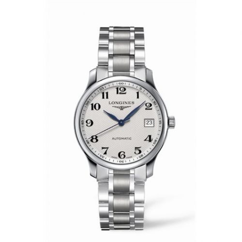 Longines L2.518.4.78.6 : Master Collection Date 36 Stainless Steel