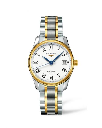 Longines L2.518.5.11.7 : Master Collection Date 36 Two Tone Roman