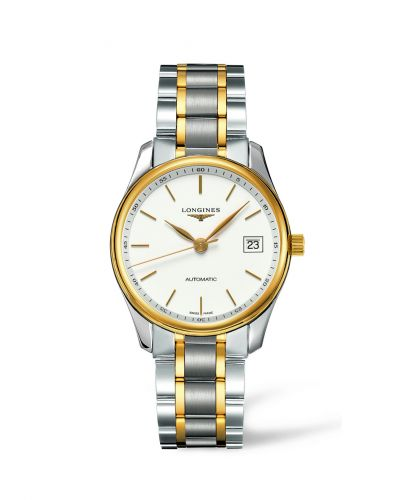 Longines L2.518.5.12.7 : Master Collection Date 36 Two Tone Stick