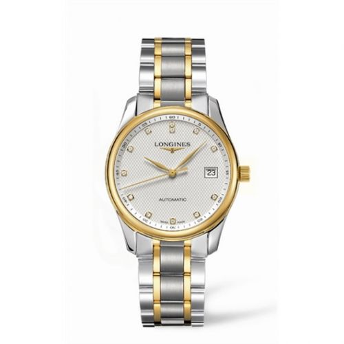 Longines L2.518.5.77.7 : Master Collection Date 36 Two Tone Diamond