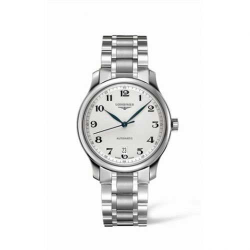 Longines L2.628.4.78.6 : Master Collection Date 38.5 Stainless Steel
