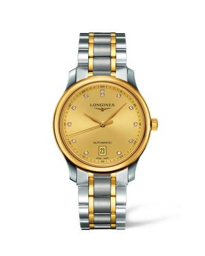 Longines L2.628.5.37.7 : Master Collection Date 38.5 Two Tone