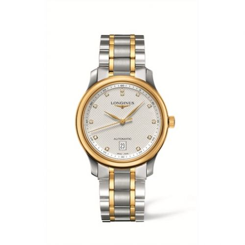 Longines L2.628.5.77.7 : Master Collection Date 38.5 Two Tone Diamond