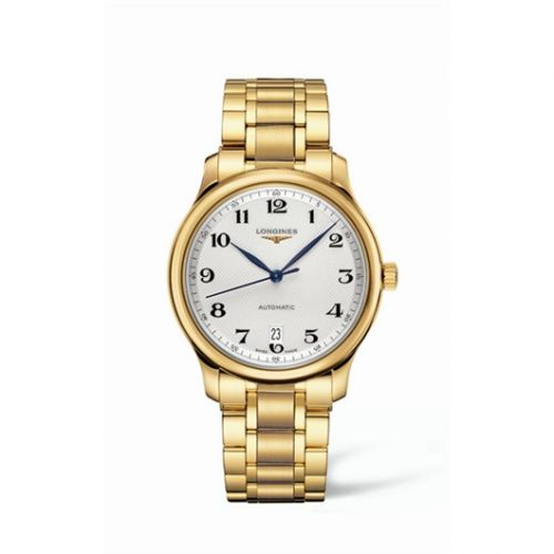 Longines L2.628.6.78.6 : Master Collection Date 38.5 Yellow Gold