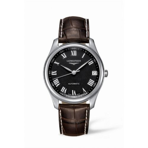 Longines L2.665.4.51.5 : Master Collection Date 42