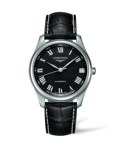 Longines L2.665.4.51.7 : Master Collection Date 42
