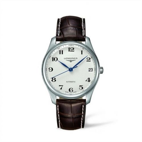 Longines L2.665.4.78.3 : Master Collection Date 42
