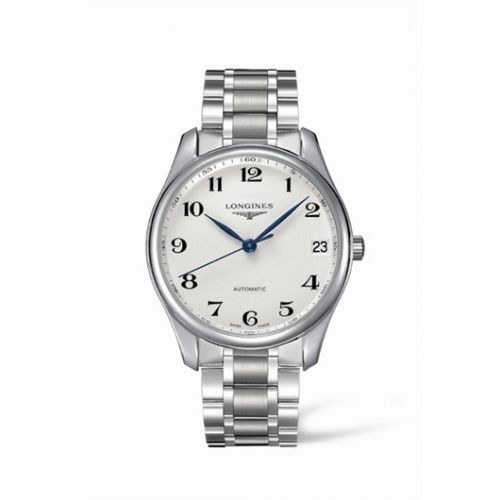 Longines L2.665.4.78.6 : Master Collection Date 42