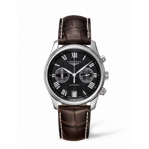 Longines L2.669.4.51.5 : Master Collection Chronograph