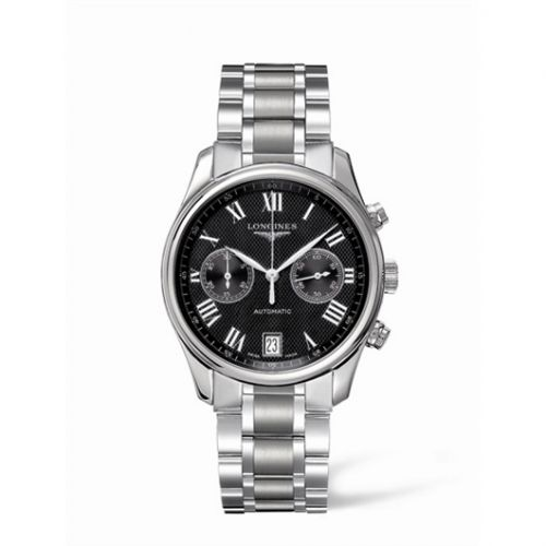 Longines L2.669.4.51.6 : Master Collection Chronograph