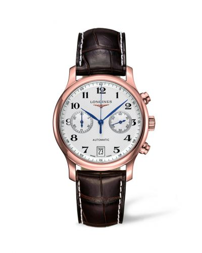 Longines L2.669.8.78.3 : Master Collection Chronograph