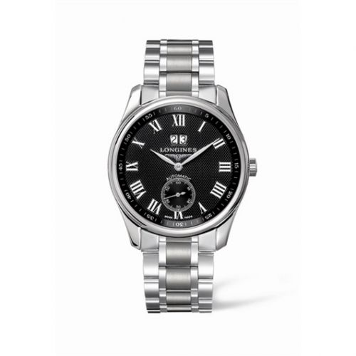Longines L2.676.4.51.6 : Master Collection Big Date Small Seconds