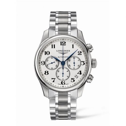 Longines L2.693.4.78.6 : Master Collection Chronograph