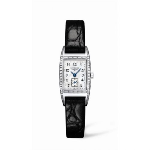 L2.194.0.83.4 : Longines BelleArti 19 Quartz Stainless Steel Diamond MOP