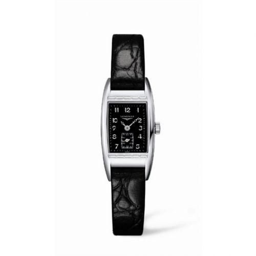 L2.194.4.53.4 : Longines BelleArti 19 Quartz Stainless Steel Black