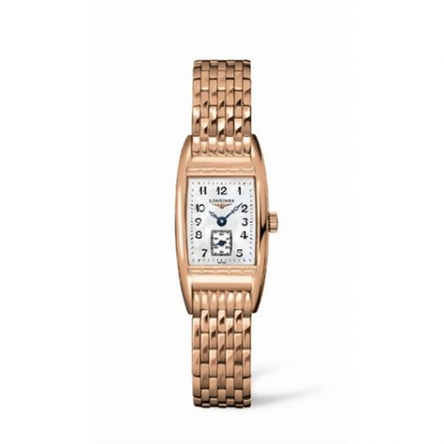 L2.194.8.83.6 : Longines BelleArti 19 Quartz Pink Gold