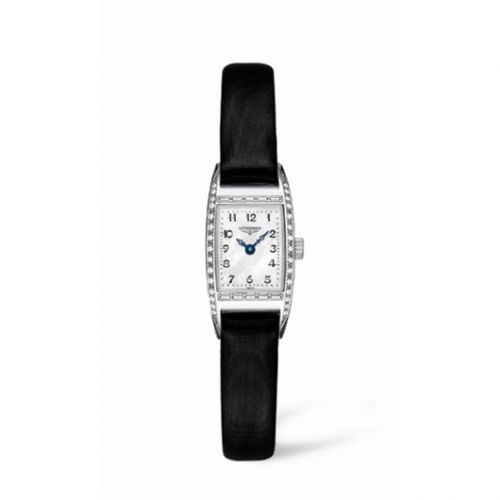 L2.195.0.83.3 : Longines BelleArti 16 Stainless Steel Diamond