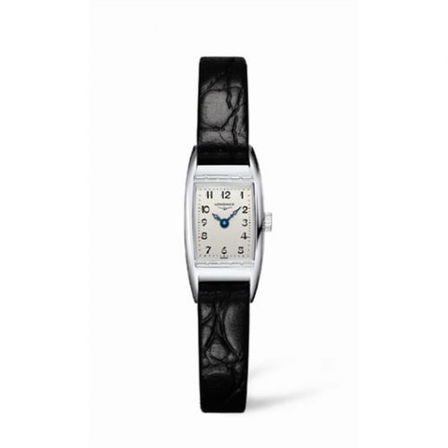 L2.195.4.73.4 : Longines BelleArti 16 Stainless Steel White