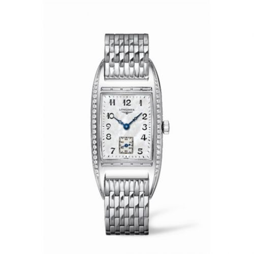 L2.501.0.83.6 : Longines BelleArti 24.6 Stainless Steel Diamond