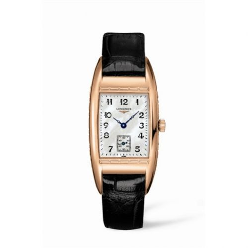 L2.501.8.83.4 : Longines BelleArti 24.6 Pink Gold