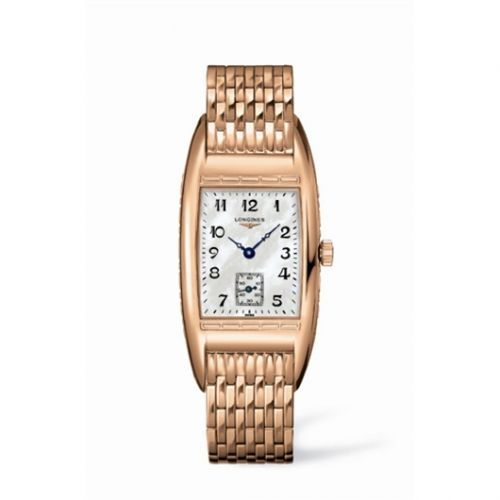L2.501.8.83.6 : Longines BelleArti 24.6 Pink Gold