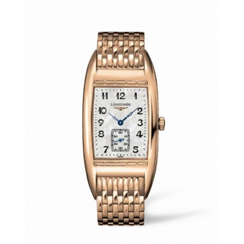 L2.694.8.83.6 : Longines BelleArti 27.3 Pink Gold