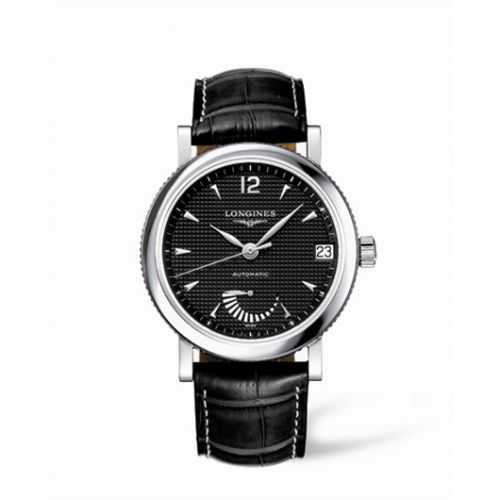 L2.703.4.56.3 : Longines Clous de Paris Power Reserve